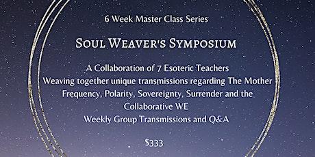 Soul Weaver's Symposium tickets