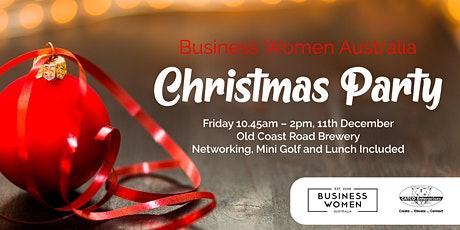 BWA Bunbury: South West Christmas Party tickets
