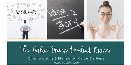 The Value-Driven Product Owner tickets