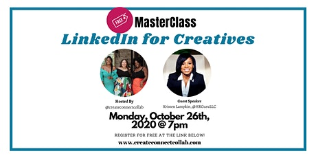 LinkedIn For Creatives tickets
