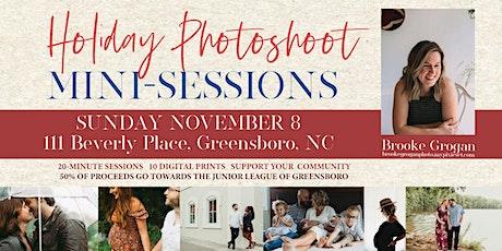 Junior League of Greensboro Public Mini Photo Sessions tickets