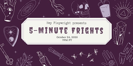 5-Minute Frights tickets