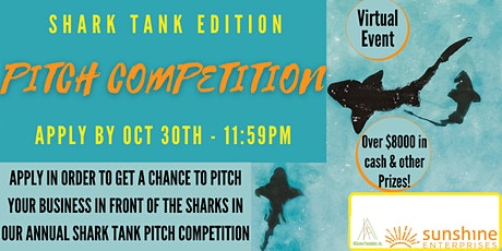 Pitch Competition:  Shark Tank Edition tickets