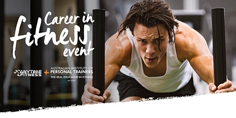 Anytime Fitness Sinnamon Park Career Event tickets