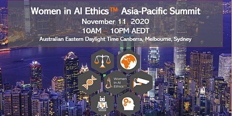 Women in AI Ethics™ Asia-Pacific Summit tickets