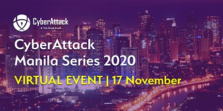 Cyber Attack Manila 2020 tickets