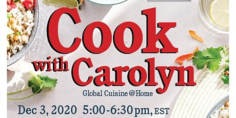 Cook with Carolyn tickets