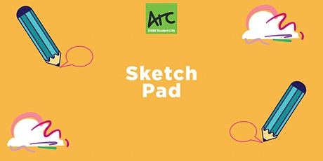 Sketch Pad l Arc Stress Less Week tickets