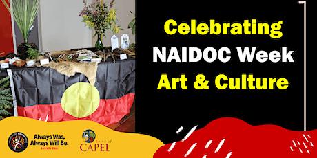 Art & Culture | Celebrating NAIDOC Week tickets