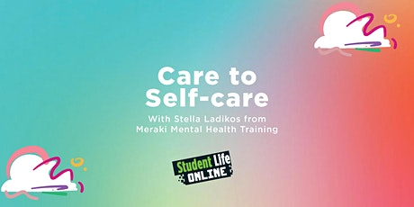 Care to Self-care l Arc Stress Less Week tickets