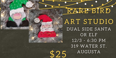 12/3  - Dual Side Santa/Elf tickets