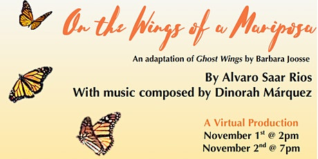On the Wings of a Mariposa tickets