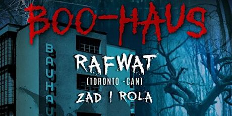 BOO-Haus Halloween tickets