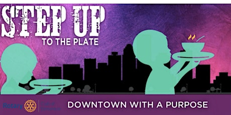Step Up to the Plate 2020: Joe Roberts Skid Row CEO, keynote tickets
