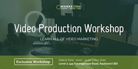 Video Production Workshop tickets