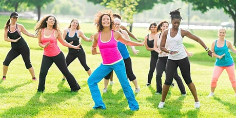 Womens Dance Fit class tickets