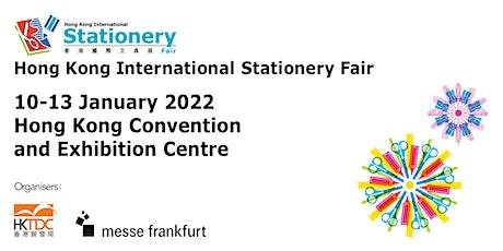 Hong Kong International Stationery Fair 2022 tickets