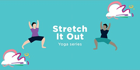 Stretch It Out Yoga l Arc Stress Less Week tickets
