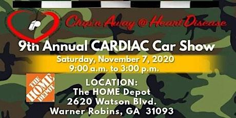 9th Annual Chip'n Away @ Heart Disease CARDIAC Car Show tickets