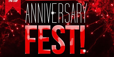 LOCKEROOM LOUNGE ANNIVERSARY FEST: CHEERS TO 35 YEARS!! tickets