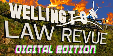 Wellington Law Revue 2020: Digital Edition- Student Night tickets