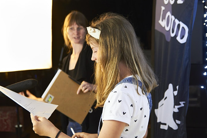 Register interest for 2021 Poets Out Loud Youth Slam image