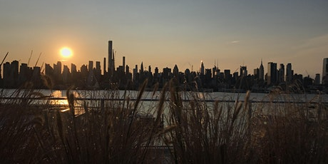 Morning Yoga & Gong Sound Bath over NYC Skyline tickets