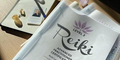 Level 1 & 2 Reiki Practitioner Certification tickets