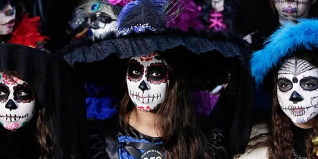Lincoln Heights Youth Arts Center:Día de los Muertos Face Painting Workshop tickets