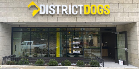 District Dogs Open House at Shaw tickets