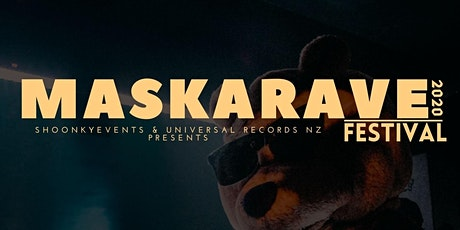 Copy of Maskarave Festival 2020 tickets