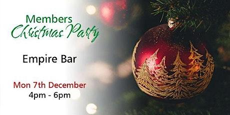 APIWA CHRISTMAS PARTY tickets