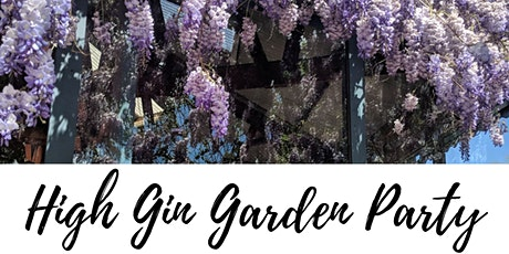 High Gin Garden Party tickets