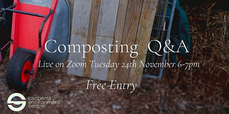 Composting Q and A tickets
