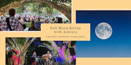 Full Moon Kirtan with Ashraya tickets