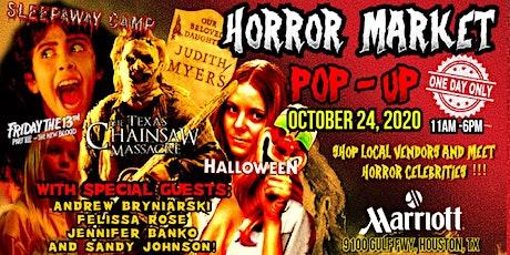 October 24th, 2020 / HORROR MARKET POP -UP tickets