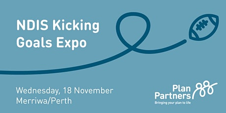 NDIS Kicking Goals Expo (Perth) tickets