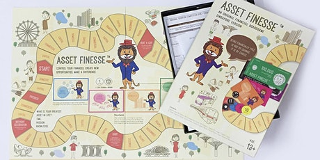 Learn About Money the Gamified Way - By Playing Asset Finesse™ tickets