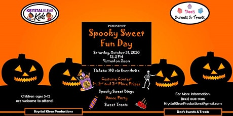 Spooky Sweet Fun Day tickets