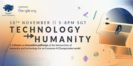 Technology + Humanity Forum tickets