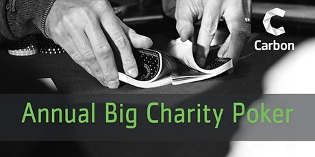 Big Charity Poker tickets