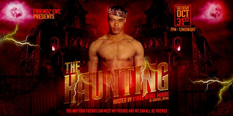 Friendz  Ent. Presents The Haunting tickets
