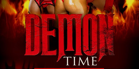 """Demon Time "" Halloween Night Celebration @ fantasy lounge tickets"
