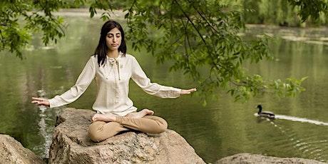 Dafa Meditation - Wellness Workshop (booking is essential) tickets