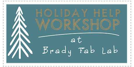 Community Holiday Help Workshop tickets