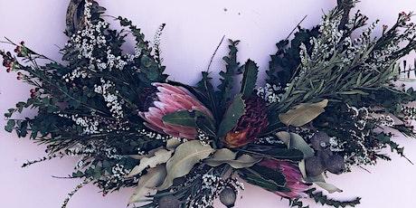 DIY Christmas Wreath Workshop tickets