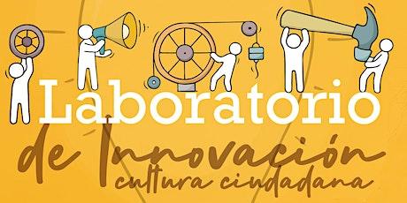 Laboratorio de Innovación y Cultura Ciudadana
