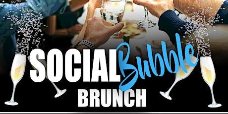 Social Bubble Brunch tickets