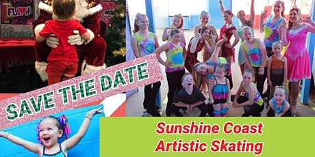 Sunshine Coast Artistic Skating Club Christmas Show Spectacular tickets