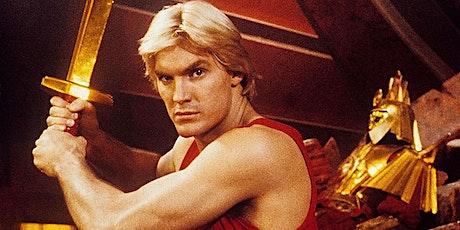 Flash Gordon - film screening tickets